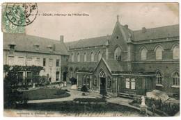 CPA Douai, Intérieur De L'Hôtel Dieu (pk48146) - Douai