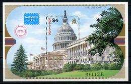 1986 - BELIZE - Mi. Nr. BL 82 - NH - (CW4755.4) - Belize (1973-...)