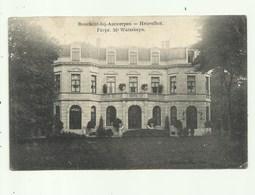 Bouchout Bij Antwerpen -Heuvelhof 1914 - Boechout