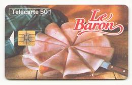 TELECARTE 50 UNITES LE BARON 04/96 - Frankreich