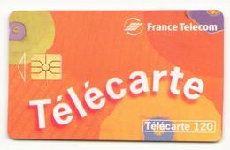 TELECARTE 120 UNITES FRANCE TELECOM TELECARTE 05/96 - France