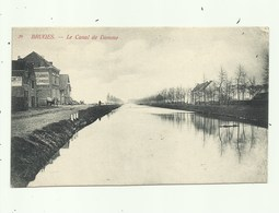 Bruges - Le Canal De Damme, Uitg Th Van Den Heuvel - Brugge