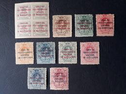 Maroc Espagnol - Marruecos - 1916-27 - EDIFIL 250 Euros - Maroc Espagnol