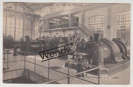 Deux-Acren (centrale électrique - La Salle Des Machines) - Lessen