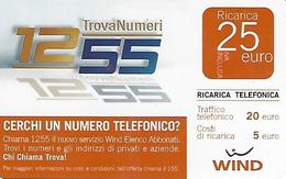 Wind Recharge €25 - Italy - Italy