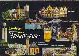Airport Frankfurt Am Main Lufthansa Constellation 1976 - Aerodromi