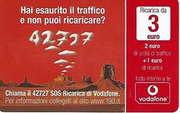 Vodafone Recharge - Italy - Italy