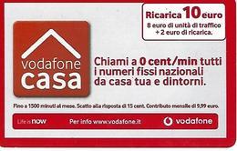 Vodafone Casa Recharge - Italy - Italy