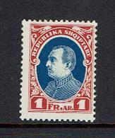 ALBANIA...1925...scarce Color - Albanie