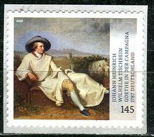 BRD - Mi 3397 R Gestanzt - ** Postfrisch (H) - 145C      Gemälde Von J H W Tischbein - Ausgabe: 07.06.2018 - [7] West-Duitsland