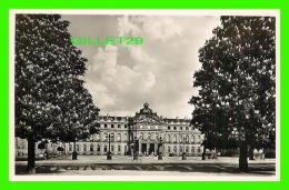 STUTTGART, GERMANY - NEUES SCHLOB -  HANS BOETTCHER - - Stuttgart
