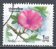 Thailand 1993. Scott #1553 (U) New Year, Flower, Ipomoe Cairica * - Thaïlande