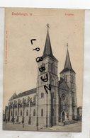 CPA - LUXEMBOURG - DUDELANGE - L'Eglise - Plan Pas Courant - Dudelange