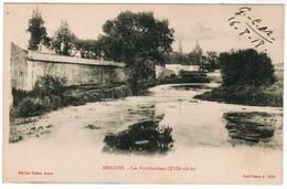 CPA Bergues, Les Fortifications (pk48160) - Bergues