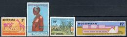 1968 - BOTSWANA - Mi. Nr. 43/46 - NH - (CW4755.5) - Botswana (1966-...)