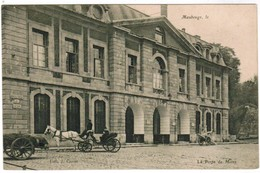CPA Maubeuge, La Porte De Mons (pk48161) - Maubeuge