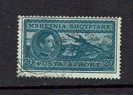 ALBANIA...1930...airmail - Albania