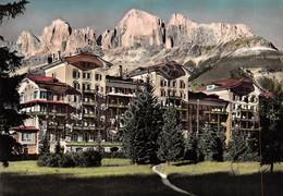 Cartolina Carezza Al Lago Golf Hotel 1957 - Bolzano (Bozen)