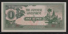 Japon - Japanese Governement - 1 Rupee - NEUF - Japon