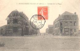 (62) Pas De Calais - CPA - Merlimont-Plage - Avenue De La Plage - France