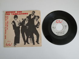 Brenda & The Tabulations - Baby You're So Right For Me / To The One I Love (1968) - Vinyle 45 T - Rock