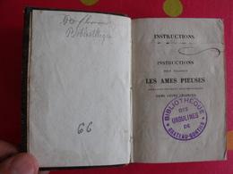 Instructions Pour éclairer Les âmes Pieuses. Quadrupani. Vaton, Paris 1837 - Books, Magazines, Comics