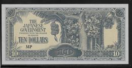 Japon - Japanese Governement - 10 Dollars  - NEUF - Japon