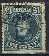Sello 15 Cts Alfonso XIII, Carteria, OLITE (Navarra), Num 244 º - 1981-90 Cartas