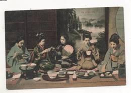 38400 -  Japon  -     Japonaises  à  L'hôtel  Moukden - China (Hong Kong)
