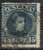 Sello 15 Cts Alfonso XIII, Carteria, PERALTA (Navarra), Num 244 º - 1931-Hoy: 2ª República - ... Juan Carlos I