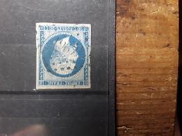 Empire No 14 B   Obl Pc 1967  De LE MERLERAULT  Orne  Indice 7 Belle Frappe  TB - 1853-1860 Napoléon III