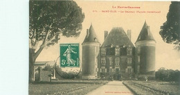 Cpa -      Saint Elix -  Le Château         J1042 - Francia
