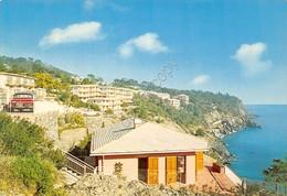 Cartolina Varazze Panorama Parziale Casa Citroen DS - Savona
