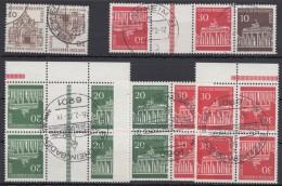 5 Versch. ZD 60er Jahre, Dabei Größere Einheiten Und MHBl 15, O - Berlin (West)