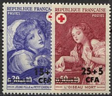 Réunion, N° 404 à N° 405** Y Et T - Reunion Island (1852-1975)