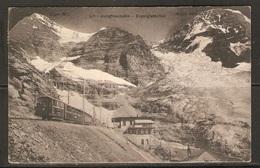 Carte P ( Suisse / Jungfraubahn ) - BE Berne
