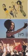PHOTOS----10 Photos Des SPICE GIRLS--( Chanteuses Spectacle )-voir  7 Scans - Photography