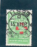 ESTLAND 1931 O - Estland