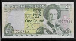 Jersey - 1 Pound - Pick N°15  - TB - Jersey