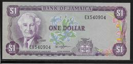Jamaique - 1 Dollar - Pick N°68Ac  - SPL - Jamaique