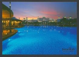 Madinat Jumeirah, UAE, At Night. - United Arab Emirates