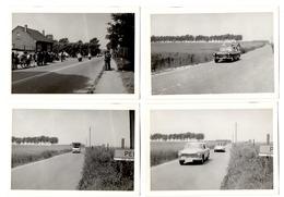 7 X PERWEZ Passage TOUR DE FRANCE 1969 - 2e étape Caravane Publicitaire Motards - Orbais Thorembais - Photos Photo - Perwez