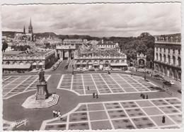 Meurthe  Et  Moselle :  NANCY , La  Place  Stanislas - Nancy