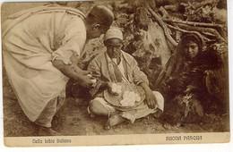 LIBIA ITALIANA BUONA PASQUA - Libya