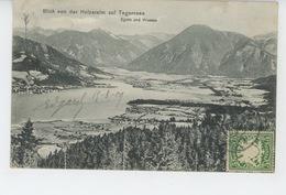 ALLEMAGNE - BAD TOELZ - Blick Von Der Holzeralm Auf Tegernsee - Bad Toelz
