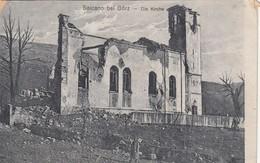 SALCANO BEL GORZ    -VEDUTA - Gorizia