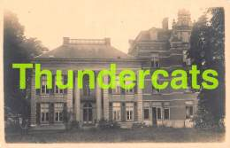 CPA HOBOKEN FOTOKAART CARTE DE PHOTO KASTEEL CHATEAU BEROYDENBORG - Antwerpen