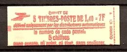 FRANCE CARNET N°2102-C1 - LUXE ** - Variété - Carnets