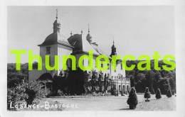 CPA  CARTE DE PHOTO LOSANGE BASTOGNE CHATEAU - Bastenaken