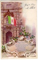 TORINO SCUOLA APPLICAZIONE ARTIGLIERIA E GENIO 1904 - Education, Schools And Universities